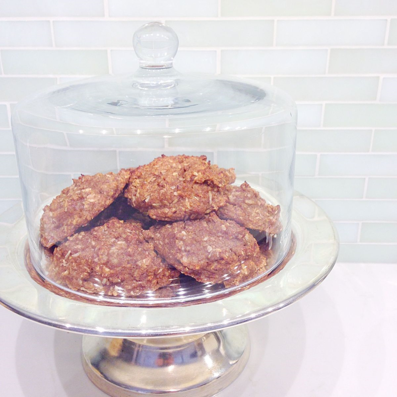 Coconut Breakfast Cookie Recipe - yes please!