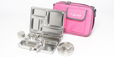 Parent product review of Planetbox Rover complete lunch system.