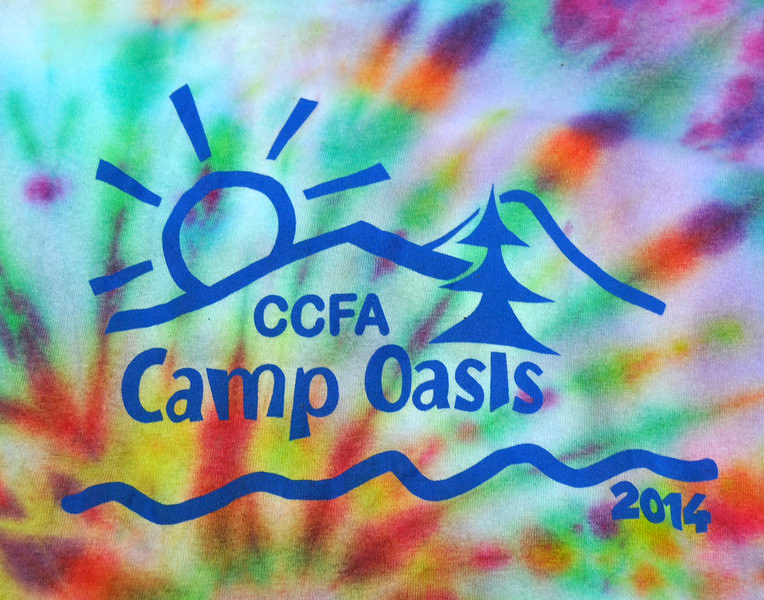 CCFA Camp Oasis!  Summer camp for kids with IBD.