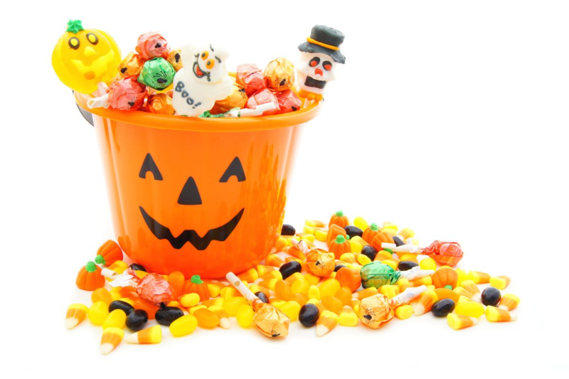 Tricks to make excess Halloween candy disappear...