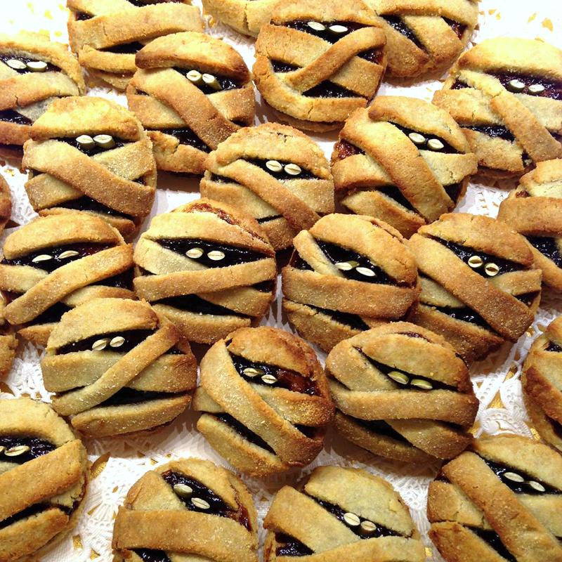 SCD/Paleo Mummy Cookies