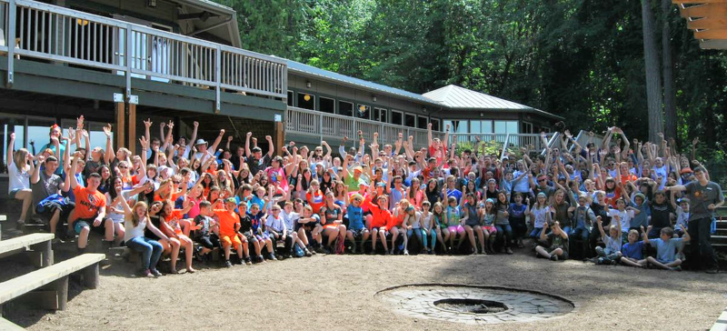 CCFA Camp Oasis Rocks!  Summer camp for kids with IBD.